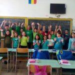 Echipa verde a II-a